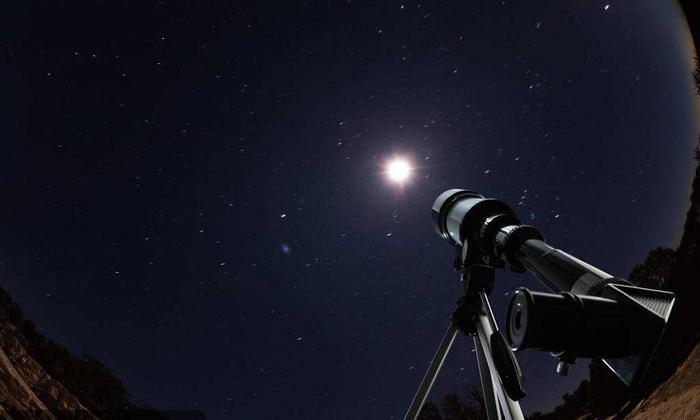 观看看星空