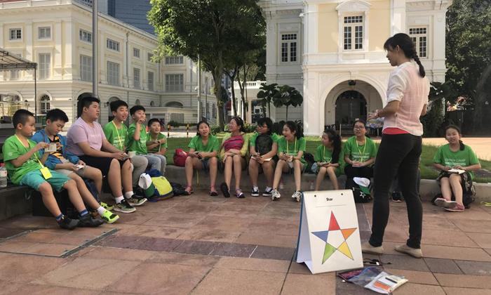 新加坡英语夏令营